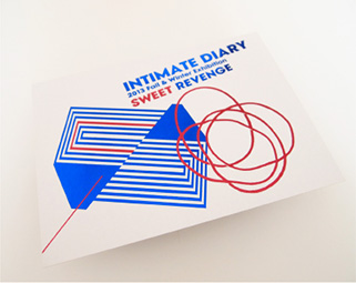Intimate Diary 2013 Exhibition DM
