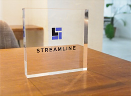 STREAMLINE Logo Mark